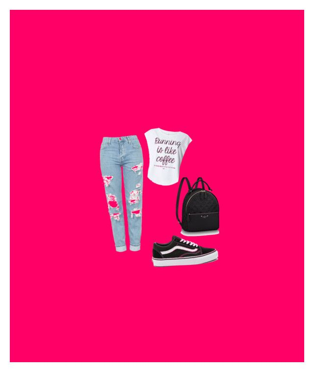 """Untitled #54"" by ionescu-alexandra25 on Polyvore featuring Topshop, Vans and Dorothy Perkins"