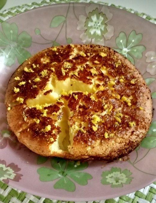 Lemon Pudding-Pie