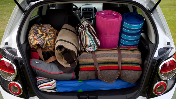 More Room For More Stuff Chevy Sonic Hatchback Chevrolet Sonic