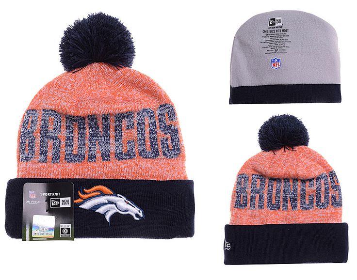 NFL Denver Broncos Beanie--xdf