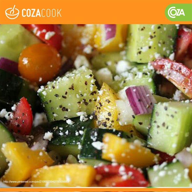 Saiu fora da dieta no final de semana? Abuse das saladas!