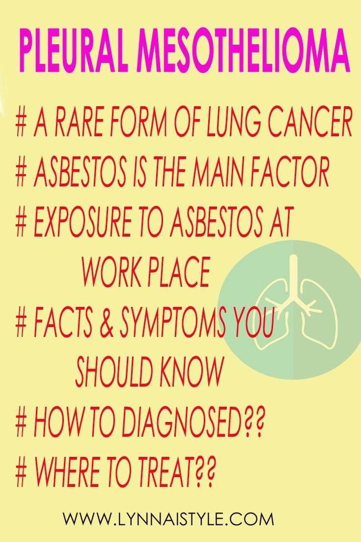 48+ What asbestos causes