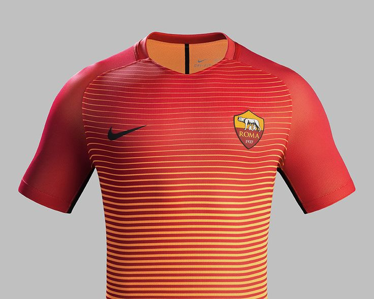 AS Roma can officially unveil the club's third kit for the 2016-17 season.