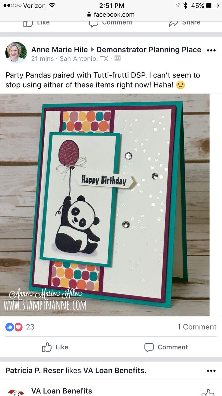 50 Best Panda Images On Pinterest Cards Animal Cards And Birthdays