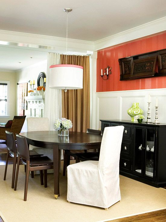 29 best images about small sophisticated spaces on for Small dining room solutions