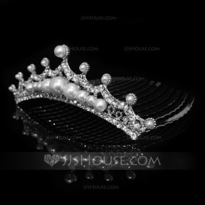 Gorgeous Alloy Tiaras/Hair Combs (042050228)