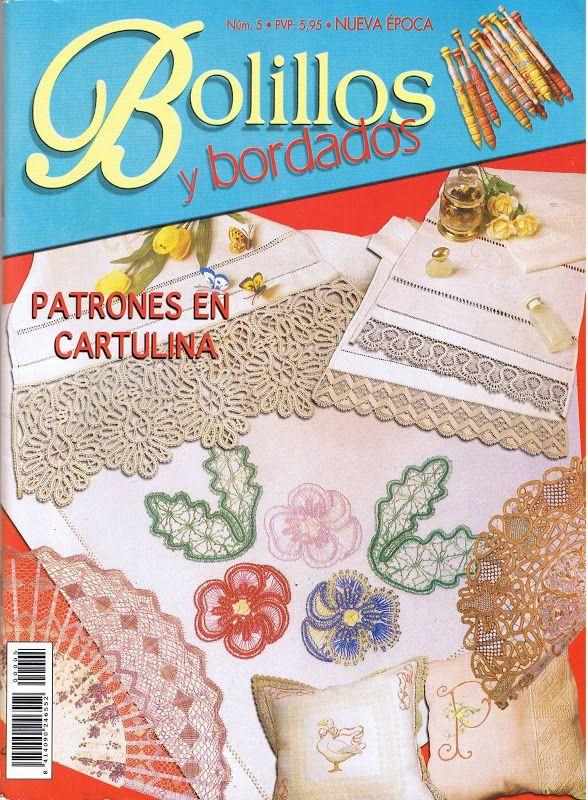 Bolillos y Bordados 005 - Almu Martin - Álbumes web de Picasa