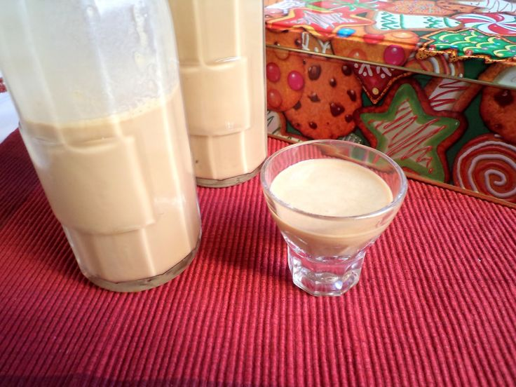 Kávés karamell-likőr