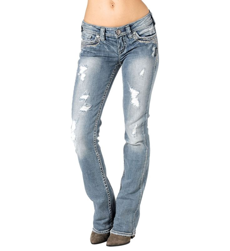 1000  images about Indigo Summer on Pinterest | Silver jeans ...
