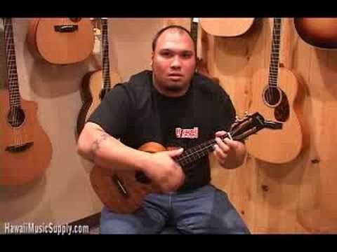 how to play a bm on a ukelele