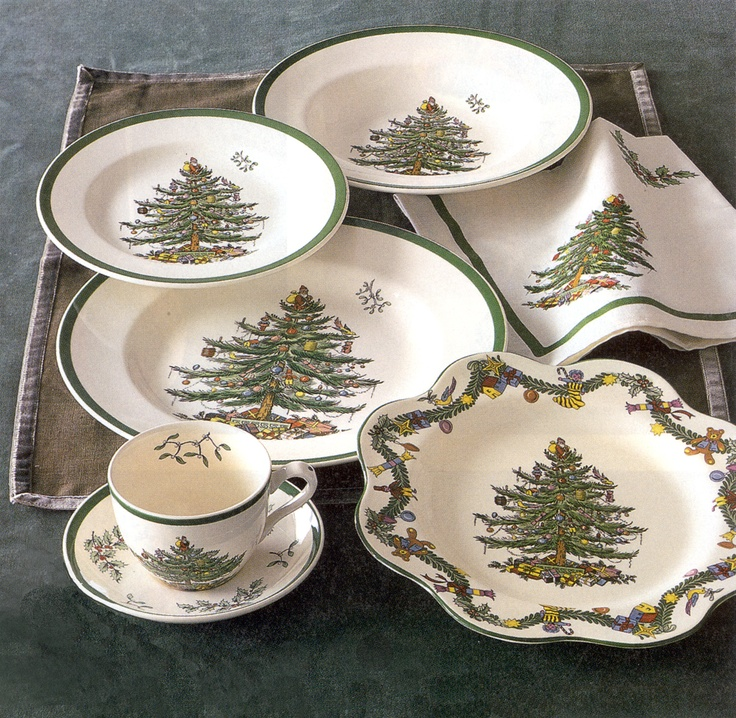 Spode Christmas Tree China Sale: 1000+ Images About Spode Christmas China On Pinterest