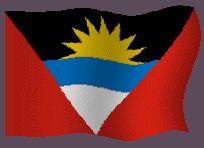Banderas Animadas de Antigua y Barbuda. Bandera Animada de Antigua y Barbuda. Dibujo, Ilustraciones, imágenes, representaciones, representación o ilustración, dibujos o imagen gif animados de Banderas de Antigua y Barbuda. Himno nacional de Antigua y Barbuda y Bandera Nacional