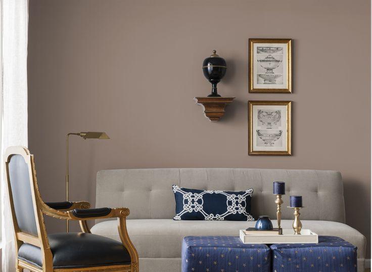 Mauve Living Room Ideas