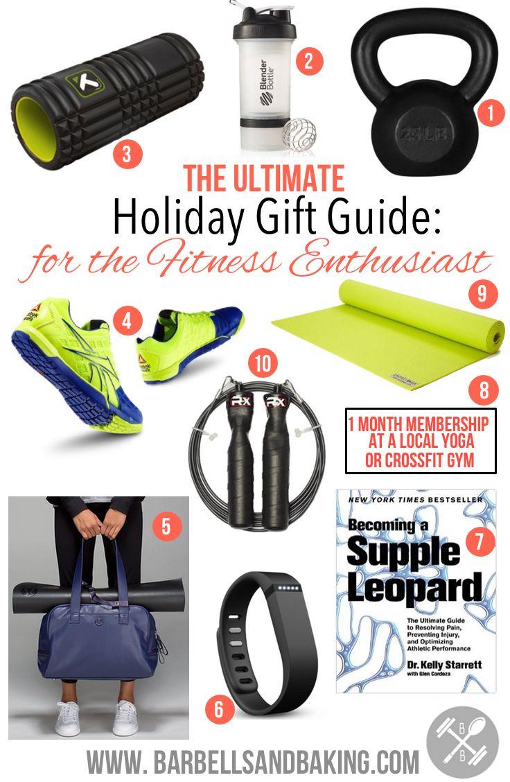 Barbellsandbaking 2014 gift guide for the fitness