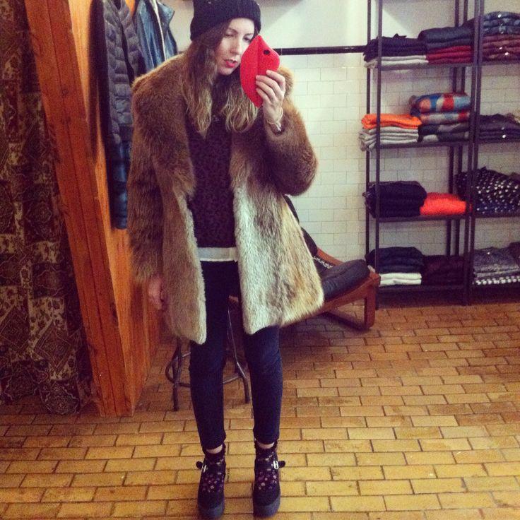 Love my coat