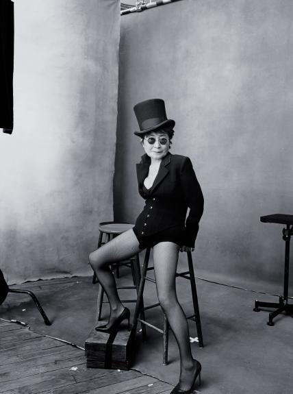 Yoko Ono © Pirelli Kalender 2016 by Annie Leibovitz