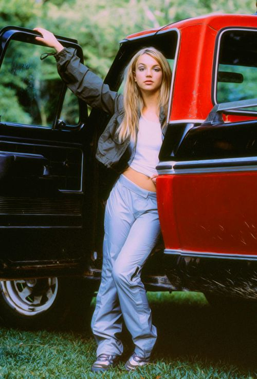 Iconic: Britney Spears Pictures • Posts Tagged '1999'