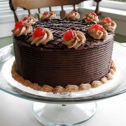 Torta Selva Negra especial @ allrecipes.com.ar