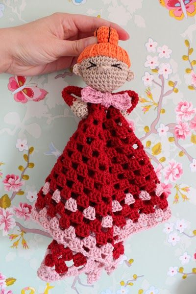 Lilla My Crochet