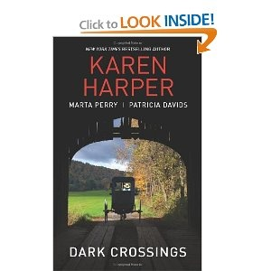Dark Crossings: The Covered Bridge\Fallen in Plain Sight\Outside the Circle (Harlequin Anthologies)Reading, Amish Book, Plain Sight Outside, Dark Crosses, Covers Bridge'S Fallen, Circles Harlequin, Harlequin Anthology