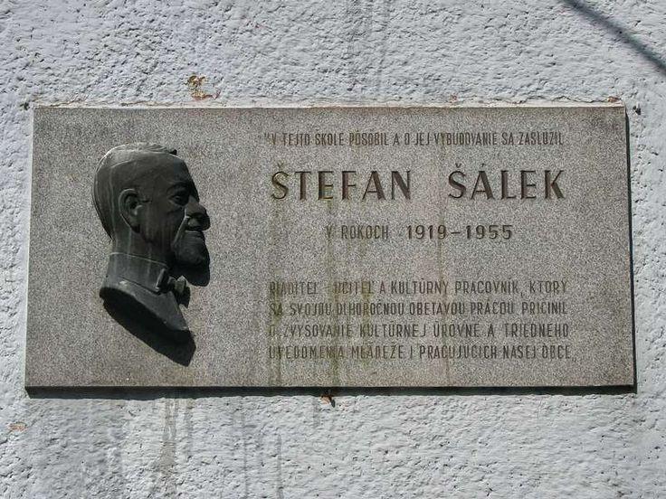 Štefan Šálek