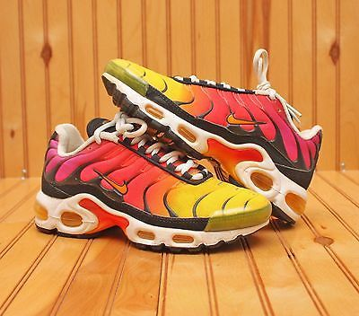 cce4e339ae Details about OG 1999 Nike Air Max Plus Tn Size 6 - Black Red Orange Yellow  White - 605112 671 | Nike Shoes | Nike Air Max, Nike air max plus, Air max  plus