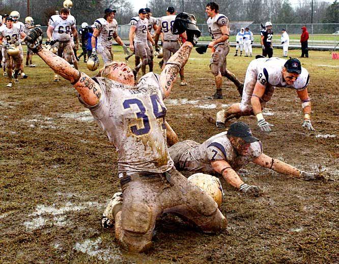 Brandon Day - Carroll College NAIA Football