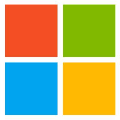 Picture of the Microsoft 4-Color logo - © Microsoft