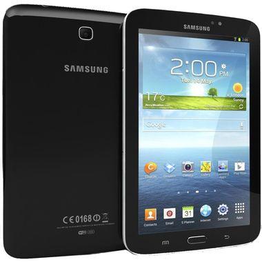 "Samsung Galaxy Tab 3 8GB Tablet 7"""" Midnight Black - Sprint: Rough Shape"