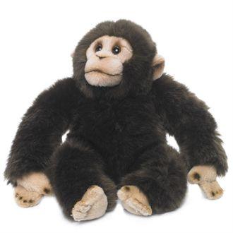 Plush chimpanzee, 23cm
