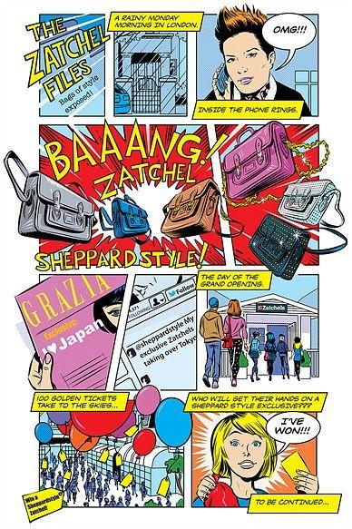 Peter Thom - Graphic,Manga and Superheros and Lifestyle Illustrator