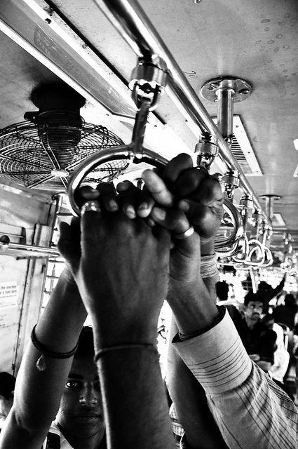 El transporte público en la capital
