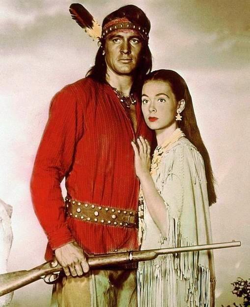 Rock Hudson & Barbara Rush