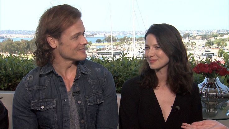 Is Sam Heughan Single? Who's Caitriona Balfe Married To? The Outlander Stars Tackle Your Most-Googled Questions?Watch Now | E! Online Mobile