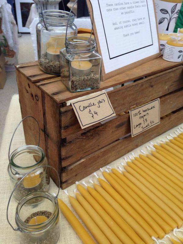 Lazy May Markets: Taroona. Article and photo by Rose Hansen for Think #Tasmania.