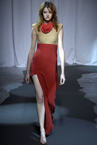 Maison Margiela Spring 2007 Ready-to-Wear Fashion Show ...