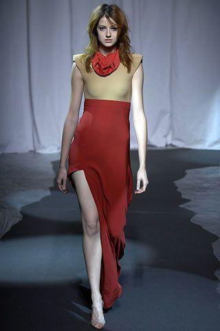 Maison Margiela Spring 2007 Ready-to-Wear Fashion Show - Kelly (MADISON)