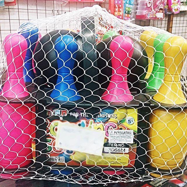 WEBSTA @ mainanbayi - Bowling toysBermain bowling jadi lebih ringan dengan minnie bowling set, yang terdiri dari 6pcs pins bowling bow-tique, dan 1pcs bowling ball berwarna pink. Ukuran pin 18cm bahan material plastik, halus, ringan, yang tentunya aman untuk si kecil. Ukuran package 33X16X20cm berat 1kgRp 65.000Puzzy toys mainan bayi-anak:order Langsung sms/wa..082298748686Line : @mainanbayiComent d ig belum tentu dibaca#mainananak #mainanedukatif #mainanedukasi #mainanbayi…