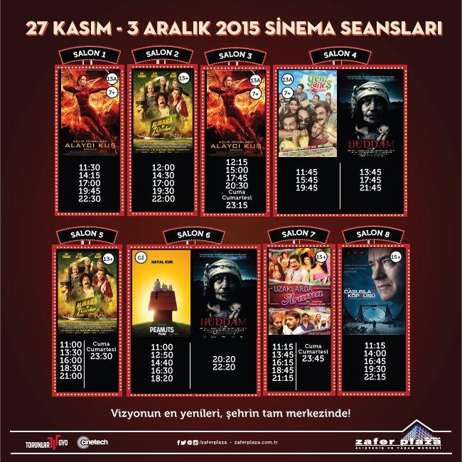 Vizyondaki yeni filmler neler? Sinemalarda bu haftanın yeni filmleri hepsi Cinetech Zafer Plaza Sinemaları'nda! #zaferplaza #zaferplazaavm #cinetch #cinetechzaferplaza #vizyon #sinema