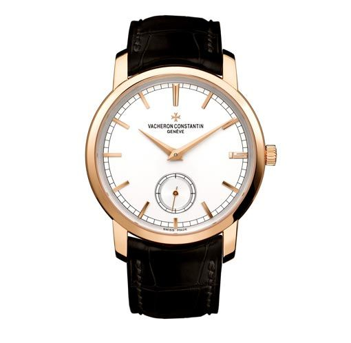 Vacheron Constantin Traditionnelle unique piece in red gold for WorldTempus 15th anniversary