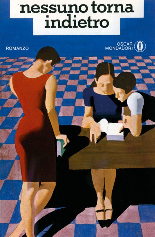 Ferenc Pinter, Alba De Cespedes novel cover, 1968