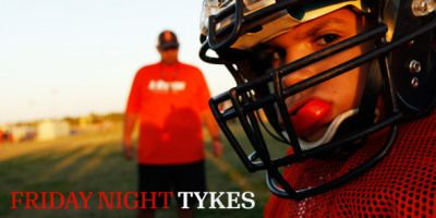 Then there is FRIDAY NIGHT TYKES which combines all three types of genres to create a show that is about winning, changing your life, and to...
