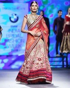 Tarun Tahiliani at BMW Indian Bridal Fashion Week 2015