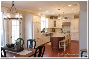 Finding Home-kitchen after reno - Hooked on Houses