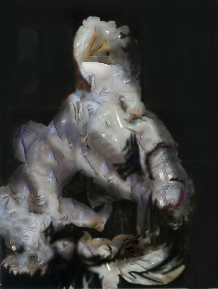 """Ul Faber скульптура """"Рыцарь"""""""