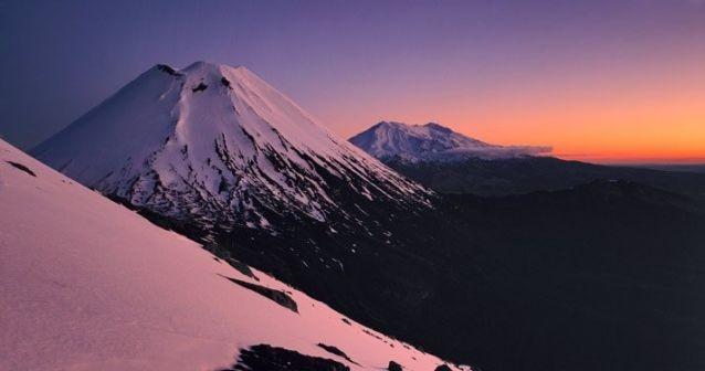 Galería | Volcanes de Nueva Zelanda