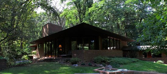 17 best images about wright on pinterest house paul for Frank lloyd wright palmer house