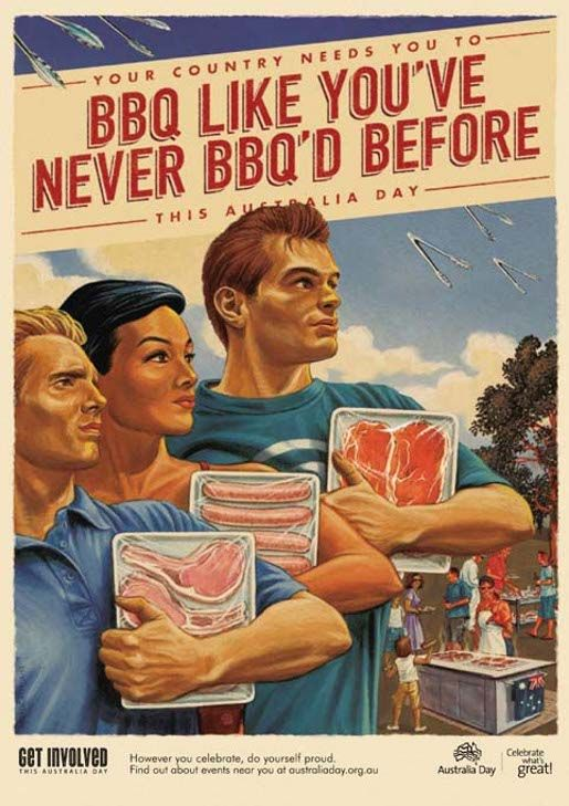 BBQ-epic poster