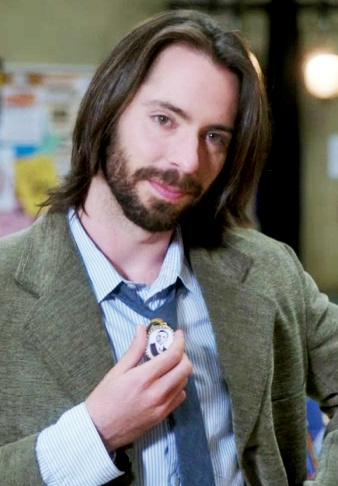 Martin Starr, you are so underrated. I have loved you since you portrayed Bill Haverchuck on Freaks and Geeks.