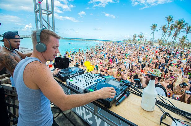 Diplo Announces Mad Decent Beach Party Presidents' Day Weekend 2017